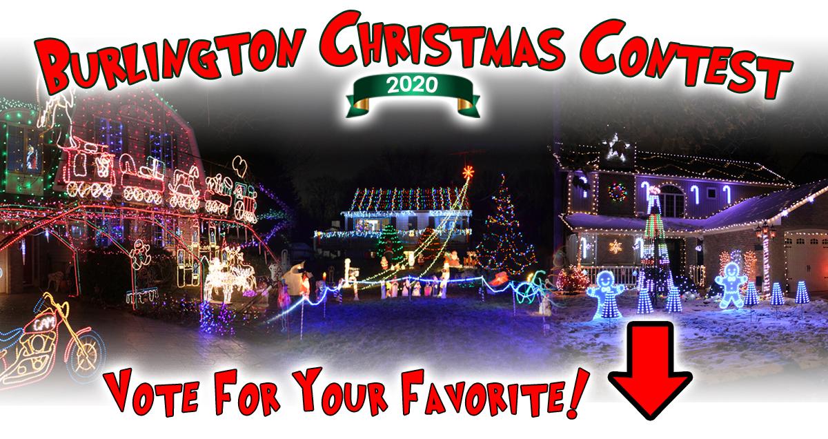Burlington Christmas Contest